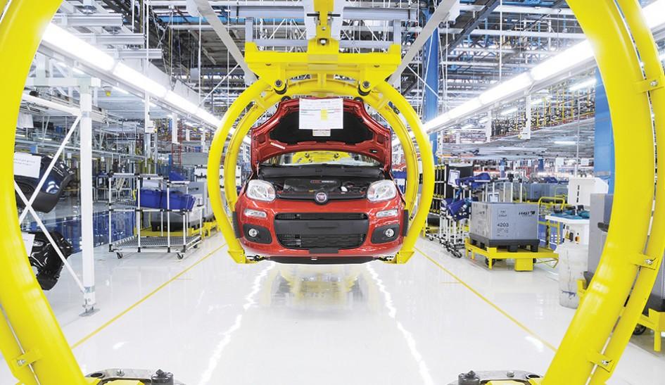 Türkiye, Avrupa'nın Üretim Üssü