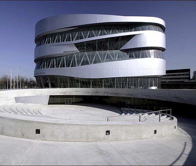 Kültür Yapıları ve Yeni Nesil Mimari