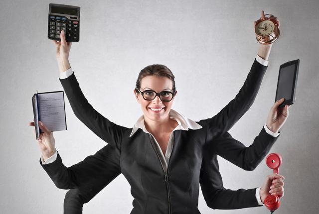 """""""Multitask"""" :Aynı Anda Birçok Görevi Yerine Getirmeyi Öğrenmek"""