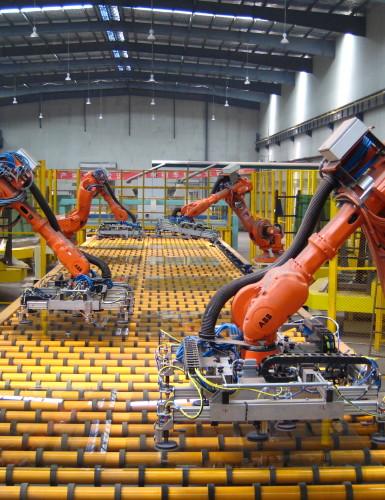 Dünya Ekonomisi Robotlarla Büyüyor