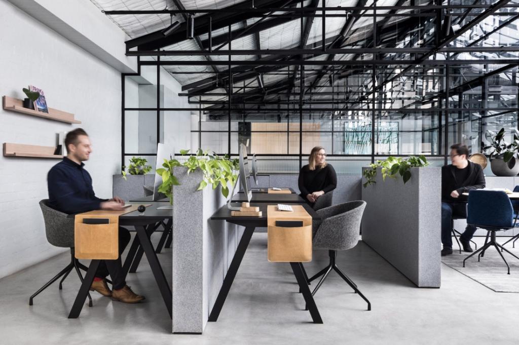 The Gwynne Street Studio, Melbourne