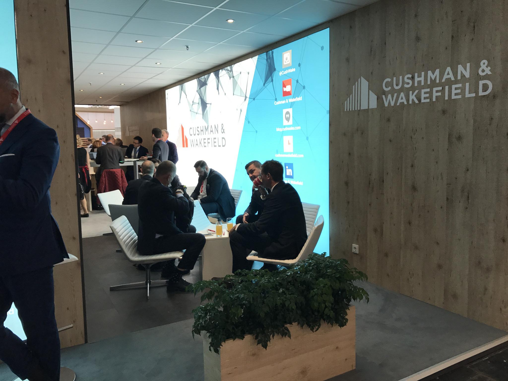 Cushman & Wakefield Expo Real 2017'de!