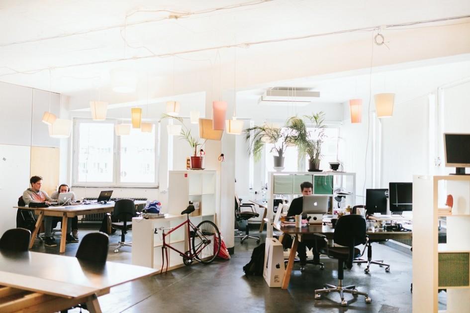 Ortak Çalışma Alanlarını Tercih Etmeniz için 5 Sebep