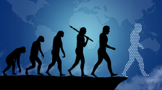 Dijital Evrimin 4 Temel Sürecinde Türkiye'nin Yeri