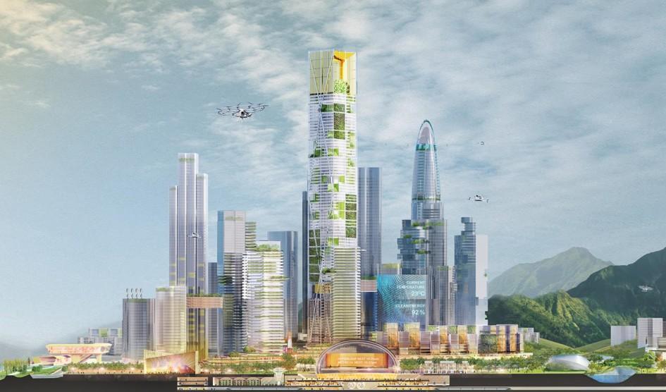 Geleceğin Şehirleri, Enerji Kaynaklarının Doğru Yönetimi ile İnşa Edilecek
