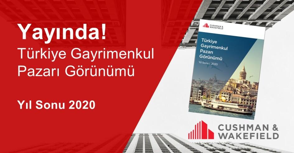 Türkiye Gayrimenkul Pazarı Görünümü 2020 Yıl Sonu Raporu